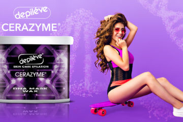 Cera Cerazyme Depilève 2 in 1: depila delicatamente e cura la pelle